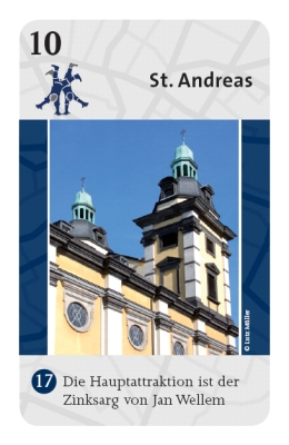 St. Andreas